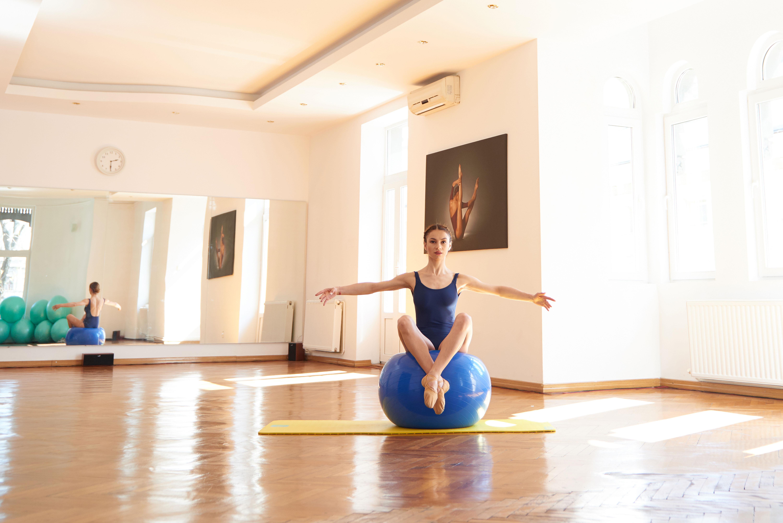 Ballet Fit Ball