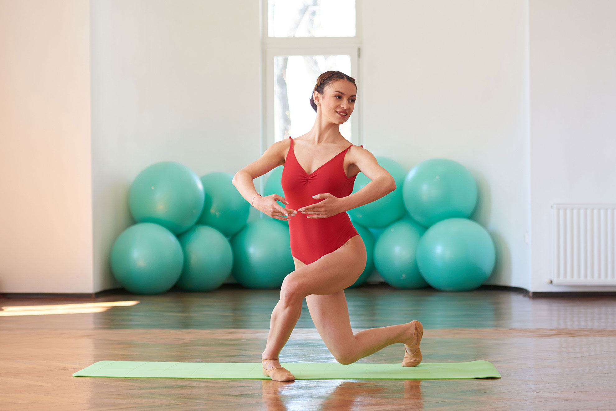 Cardio Ballet